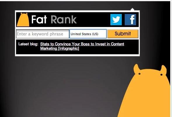 fat rank pour chrome